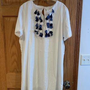 Love Riche Tassel Dress 2X